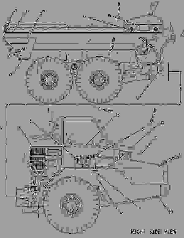 Parts scheme 2051074 PLATE & FILM GROUP   - ARTICULATED DUMP TRUCK Caterpillar 740 - 740 Ejector Articulated Truck AZZ00001-UP (MACHINE) POWERED BY 3406E Engine SERVICE EQUIPMENT AND SUPPLIES | 777parts