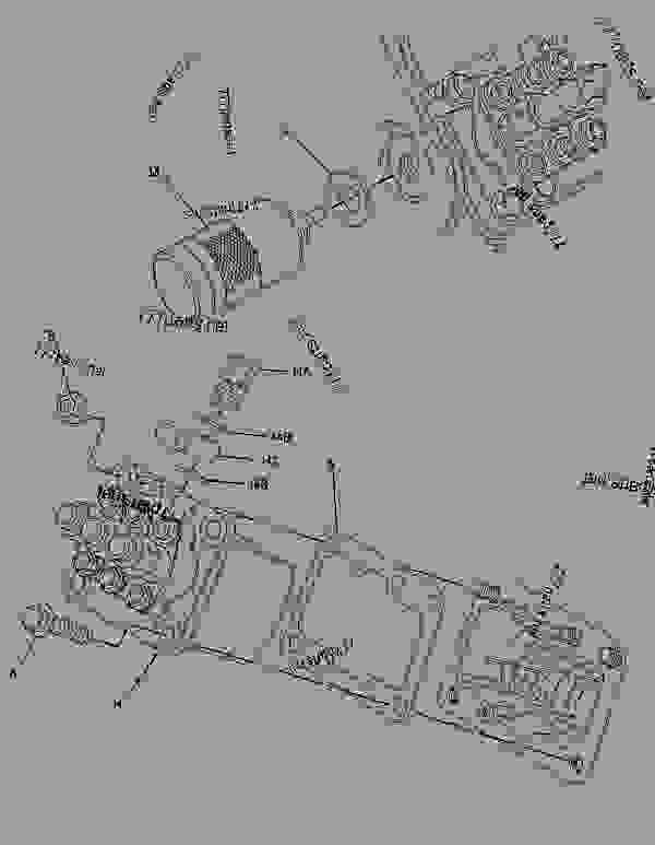 Parts scheme 2355526 PUMP GROUP-FUEL INJECTION   - ENGINE - INDUSTRIAL Caterpillar C1.5 - C1.5 Industrial Engine C5N00001-UP FUEL SYSTEM | 777parts