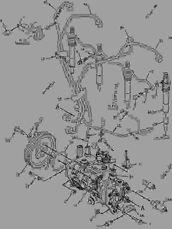Caterpillar Backhoe Parts Diagram : D caterpillar backhoe wiring diagram get free