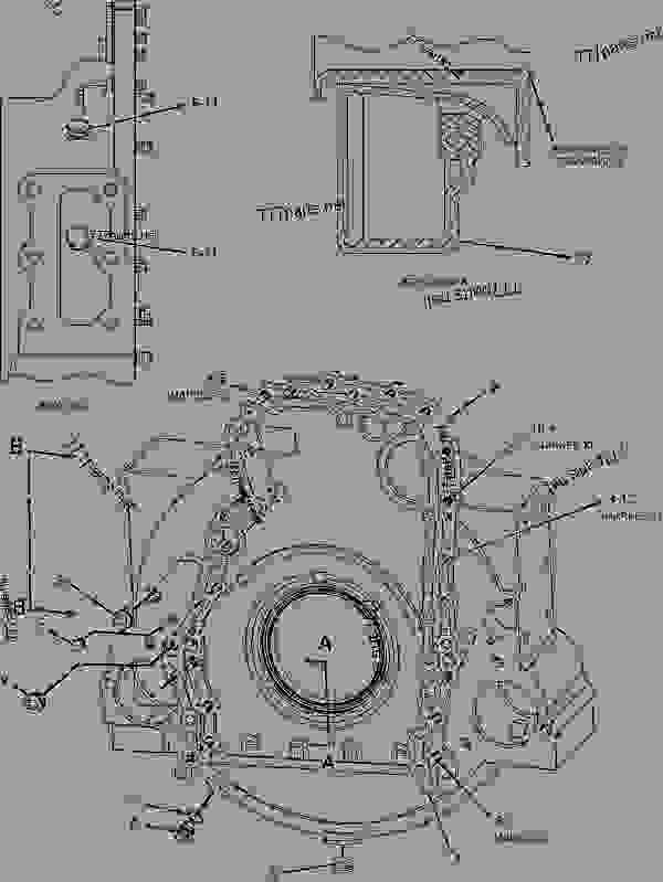 3208 Cat Engine Head Torque Sequence, 3208, Free Engine Image For User Manual Download