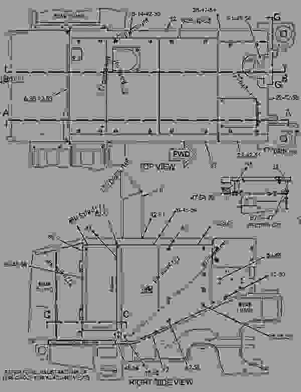 Parts scheme 1108050 HITCH GROUP-ARTICULATING   - EARTHMOVING COMPACTOR Caterpillar 825G II - 825G II Soil Compactor AXB00001-UP (MACHINE) POWERED BY 3406 Engine FRAME AND BODY | 777parts