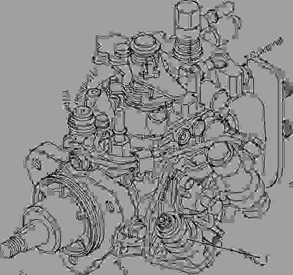 2339526 Pump Group Fuel Injection Engine Industrial