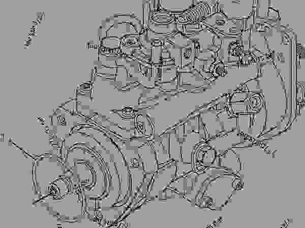 2471285 Pump Group Fuel Injection Engine Industrial