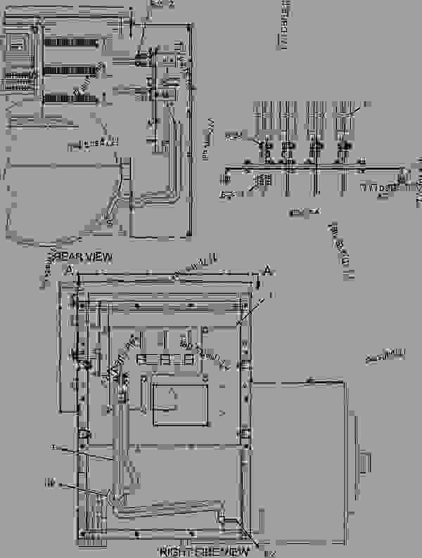 3406e 40 pin ecm wiring diagram