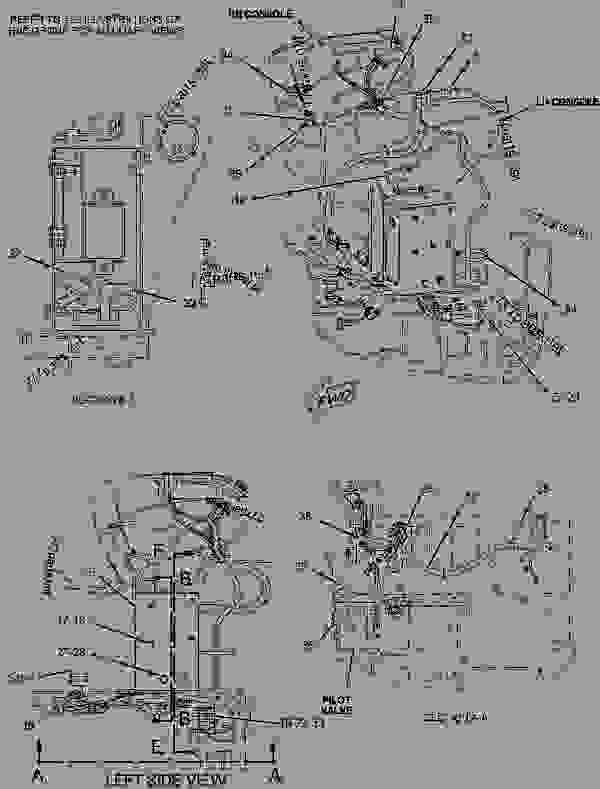 cat 303 5c wiring diagram