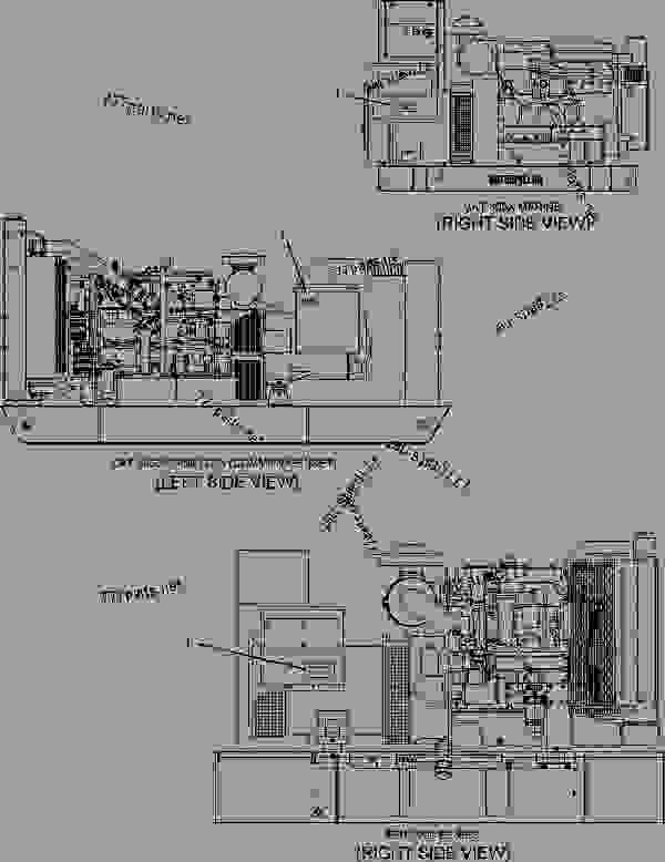 Parts scheme 2057860 FILM GROUP  -PRODUCT IDENTIFICATION - ENGINE - GENERATOR SET Caterpillar 3306B - 3306 Generator Set 8NS00001-UP SERVICE EQUIPMENT AND SUPPLIES | 777parts