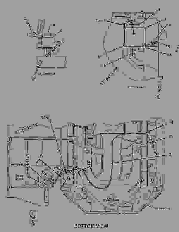 Parts scheme 1912933 SUSPENSION GROUP-SEAT  -AIR-CLOTH - EARTHMOVING COMPACTOR Caterpillar 836G - 836G Landfill Compactor 3456 Engine 7MZ00001-UP (MACHINE) OPERATOR STATION | 777parts