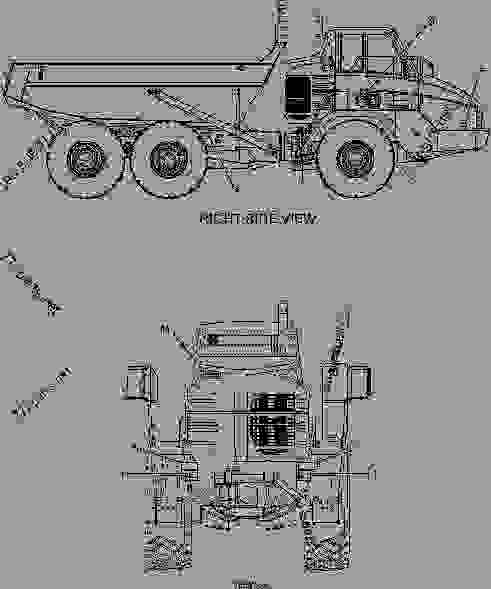 Parts scheme 1490161 PLATE & FILM GROUP  -DUTCH - ARTICULATED DUMP TRUCK Caterpillar 725 - 725 Articulated Truck AFX00001-UP (MACHINE) POWERED BY 3176C Engine SERVICE EQUIPMENT AND SUPPLIES | 777parts