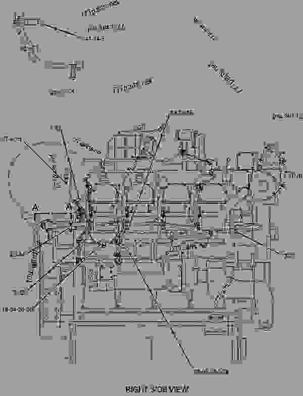 Parts scheme 2379008 WIRING GROUP-ENGINE   - ENGINE - GENERATOR SET Caterpillar 3508B - 3508B Generator Set CNB00001-UP ELECTRICAL AND STARTING SYSTEM | 777parts