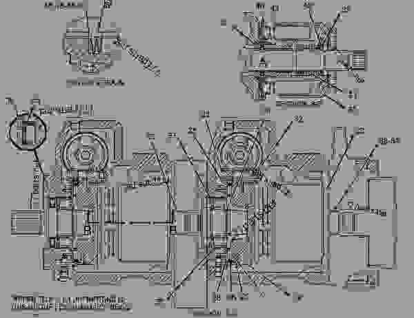 1919617 pump group piston hydrostatic skid steer loader rh 777parts net GMC T7500 Wiring Diagrams 1990 GMC Topkick Wiring-Diagram