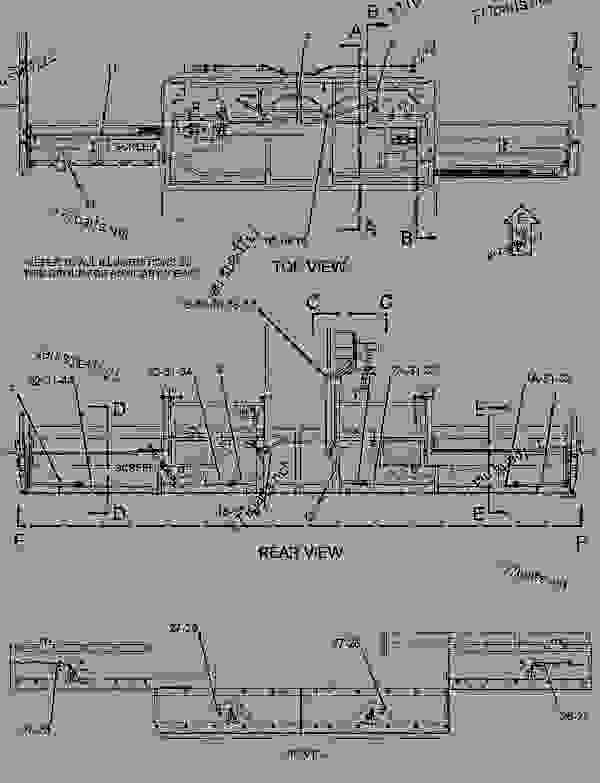 Parts scheme 3229152 SENSOR GROUP-TEMPERATURE  -SCREED HEAT - ASPHALT PAVER Caterpillar 8-16B - 8-16B SCREED BWL00001-UP ELECTRICAL AND STARTING SYSTEM | 777parts