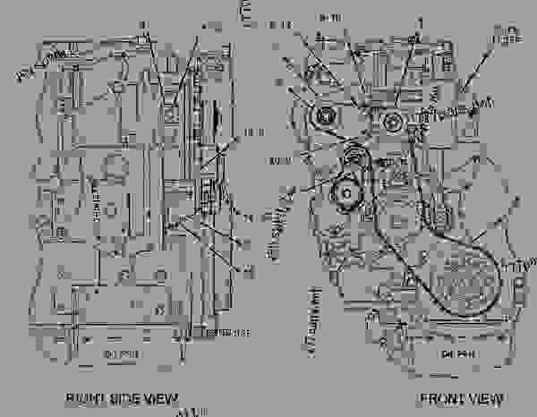 c9 cat engine belt  engine  wiring diagram images