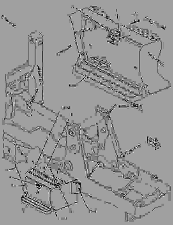 Parts scheme 2555249 VALVE GROUP-SOLENOID  -FRONT - BACKHOE LOADER Caterpillar 444E - 444E Backhoe Loader Parallel Lift Side Shift Boom LBE00001-UP (MACHINE) POWERED BY 3054C Engine STEERING SYSTEM | 777parts
