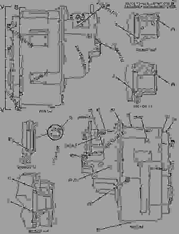 2655694 case  u0026 parts group-planetary - oem solutions caterpillar ta22-m4wd