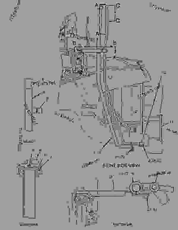 Parts scheme 1924691 FILLER GROUP-POWER TRAIN OIL   - EARTHMOVING COMPACTOR Caterpillar 816F - 816F Landfill Compactor BMR00001-UP (MACHINE) POWERED BY 3176C Engine POWER TRAIN | 777parts