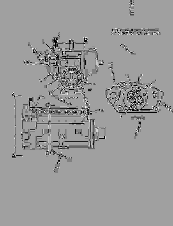 Parts scheme 1862547 PROTECTION GROUP-FUEL SYSTEM   - ENGINE - GENERATOR SET Caterpillar 3412C - 3412C Generator Set BAX00001-UP FUEL SYSTEM | 777parts