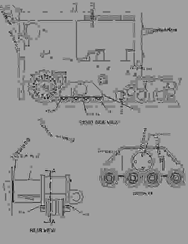 Parts scheme 3083131 PLATE GROUP-SCREED  -ELECTRIC HEAT, EXTENDER, RH - ASPHALT PAVER Caterpillar AP-655D - AP655D Steel Track Asphalt Paver MAT00001-UP (MACHINE) POWERED BY C6.6 Engine FRAME AND BODY | 777parts