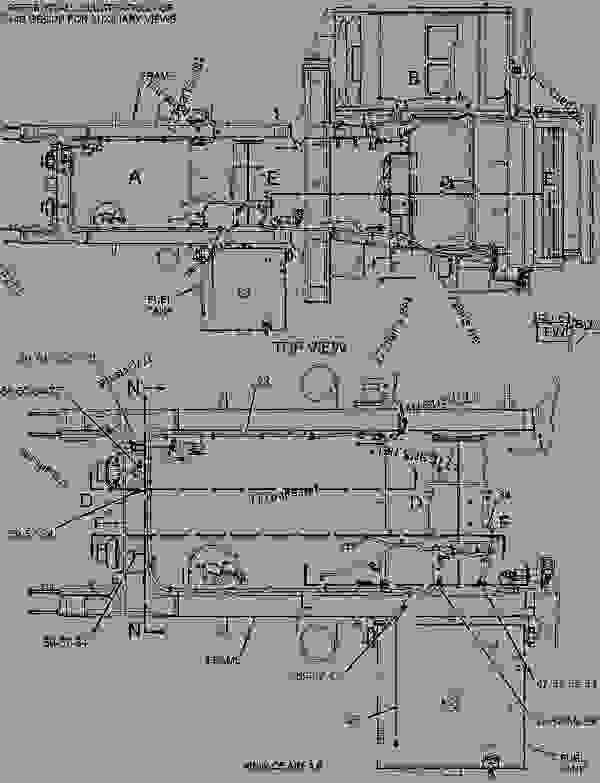 2984577 harness as-chassis