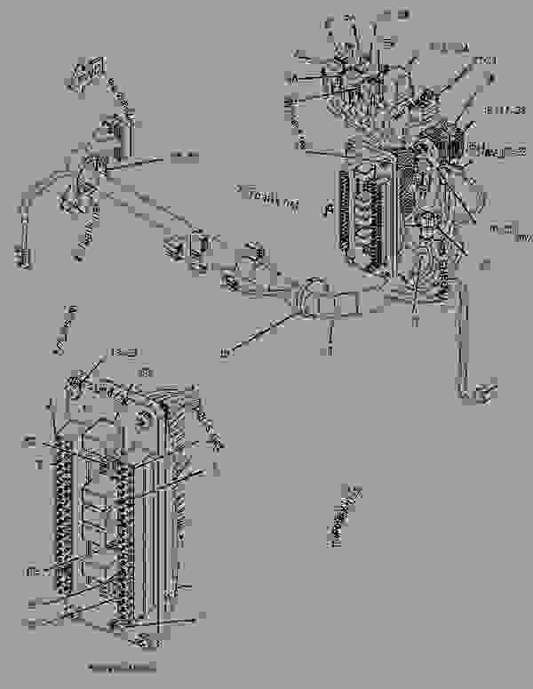 2526613 wiring group-cab