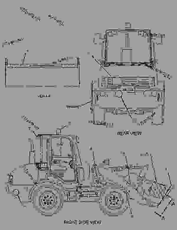 Parts scheme 2592925 WHEEL & TIRE GROUP   - WHEEL-TYPE LOADER Caterpillar 908H - 908H Wheel Loader MXF00001-UP (MACHINE) POWERED BY 3044C Engine POWER TRAIN | 777parts