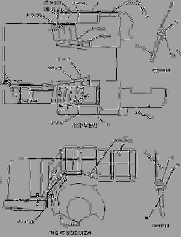 Parts scheme 2379943 WHEEL GROUP  -CUSTOM - EARTHMOVING COMPACTOR Caterpillar 836H - Custom Product Support Literature for the 834H Wheel Type Tractor and the 836H Landfill Compactor BXD00001-UP (MACHINE) POWER TRAIN | 777parts