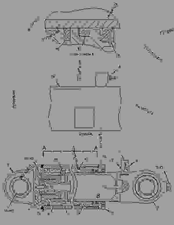 Parts scheme 2402647 PUMP GROUP-PISTON  -HOIST, STEERING-BRAKE, FAN, HOIST - ARTICULATED DUMP TRUCK Caterpillar 730 - Series 730 Articulated Truck B1M00001-UP (MACHINE) POWERED BY C11 Engine HYDRAULIC SYSTEM | 777parts