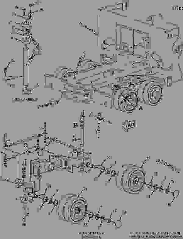 Parts scheme 2635961 LOCK GROUP-TRANSPORT   - ASPHALT PAVER Caterpillar AP-600D - AP600D Asphalt Paver TFZ00001-UP (MACHINE) POWERED BY C6.6 Engine FRAME AND BODY | 777parts
