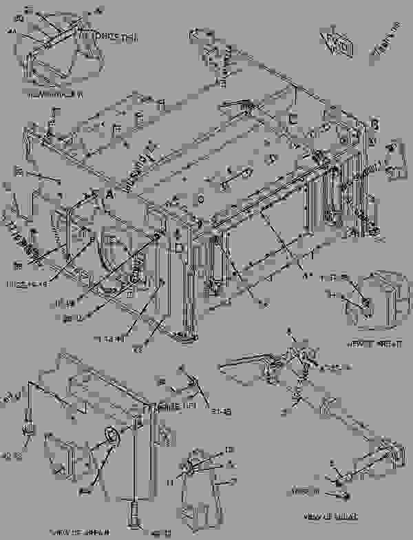 Parts scheme 1397747 VALVE GROUP-FLUSHING  -PROPEL MOTOR - COLD PLANER Caterpillar PM-201 - PM-201 Cold Planer PNM00001-UP (MACHINE) POWERED BY C18 Engine HYDRAULIC SYSTEM | 777parts