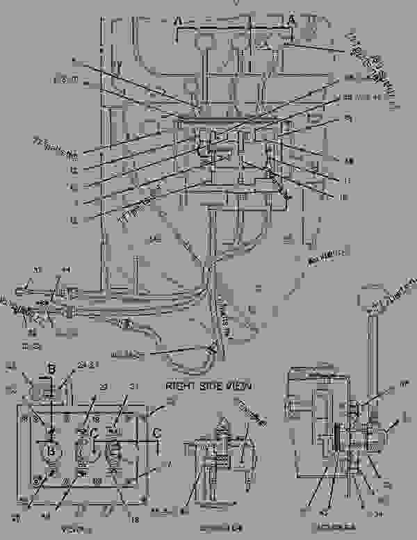 Parts scheme 3156748 BRACKET GROUP-MOUNTING   - WHEEL TRACTOR-SCRAPER Caterpillar 613G - 613G Wheel Tractor/ Scraper DBE00001-UP (MACHINE) POWERED BY C6.6 Engine OPERATOR STATION | 777parts