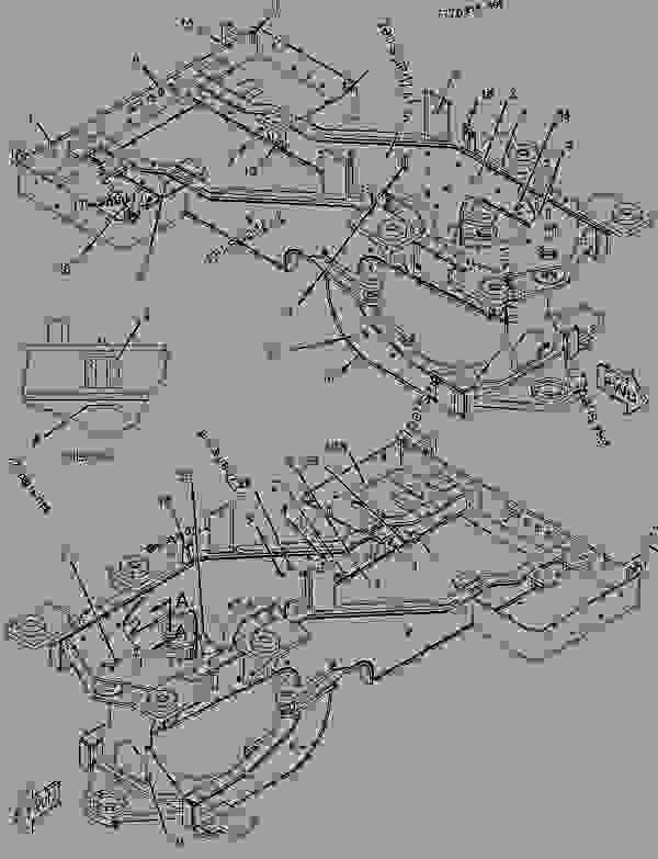 Parts scheme 2273473 FRAME GROUP-REAR  -CUSTOM - EARTHMOVING COMPACTOR Caterpillar 826H - CUSTOM PRODUCT SUPPORT LITERATURE FOR THE 824H WHEEL TYPE TRACTOR, THE 825H COMPACTOR (SOIL) AND THE 826H COMPACTOR (LANDFILL) AWF00001-UP (MACHINE) FRAME AND BODY | 777parts