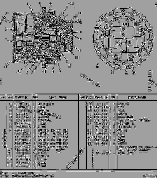 cat 312 wiring diagram wiring diagram explained 1148222 final drive group excavator caterpillar 312 312 track arctic cat 500 wiring diagram cat 312 wiring diagram