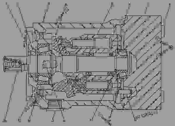 Caterpillar D Hydraulic Excavator in addition Screenhunter Feb also  as well C likewise D B F Aafa C A Bcd Fb. on caterpillar excavator hydraulic diagram