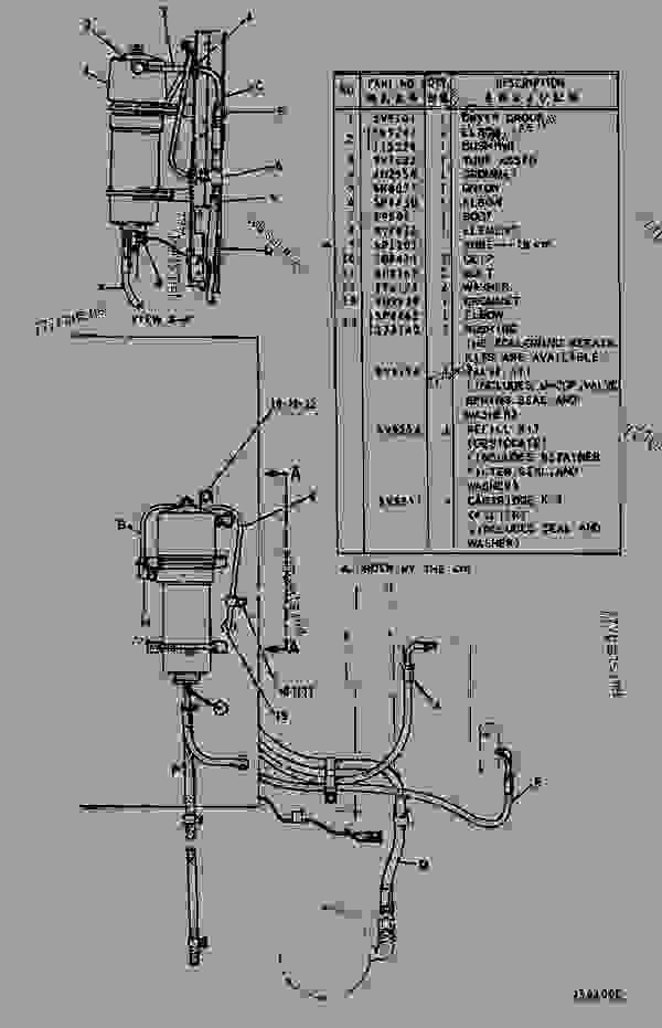 caterpillar schematics diagrams 926e