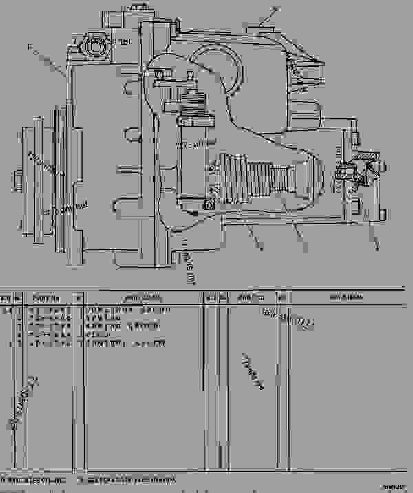 4P5727 GOVERNOR GROUP-UNIT INJECTOR - ENGINE - MACHINE