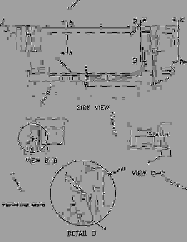 Parts scheme 1570305 LAMP GROUP-HEAD  -HIGH BEAM - MACHINE CONTROL AND GUIDANCE PRODUCTS Caterpillar - - MINEGEM MACHINE CONTROL & GUIDANCE SYSTEM MXX00001-UP (MACHINE) ELECTRICAL SYSTEM | 777parts
