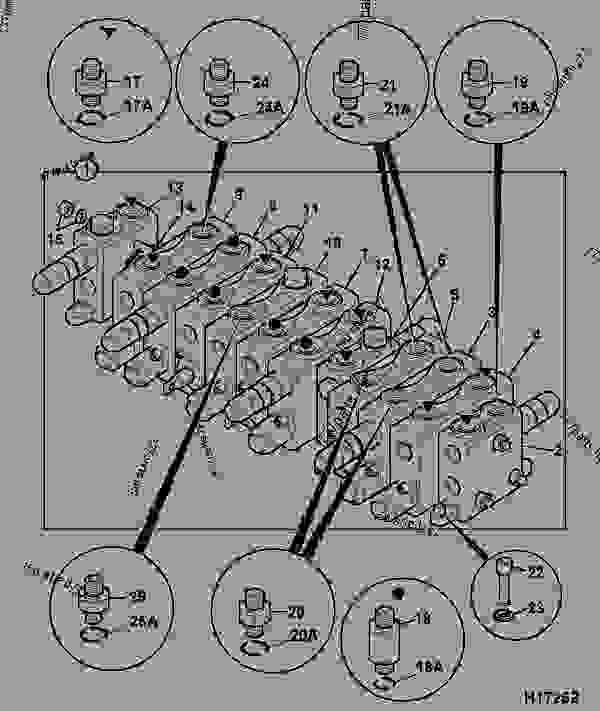 17262 hydraulic cylinder parts diagram for kubota engine diagram and Kioti Ck2510 at gsmx.co
