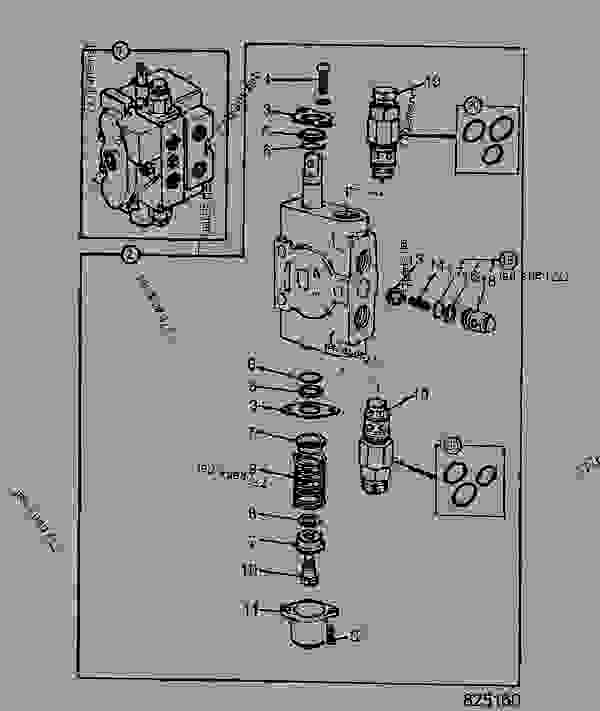valve section excavator auxiliary jcb india jcb 3dx super rh 777parts net JCB Backhoe Parts Diagram A Manual for 1986 JCB Backhoe Back Hoe