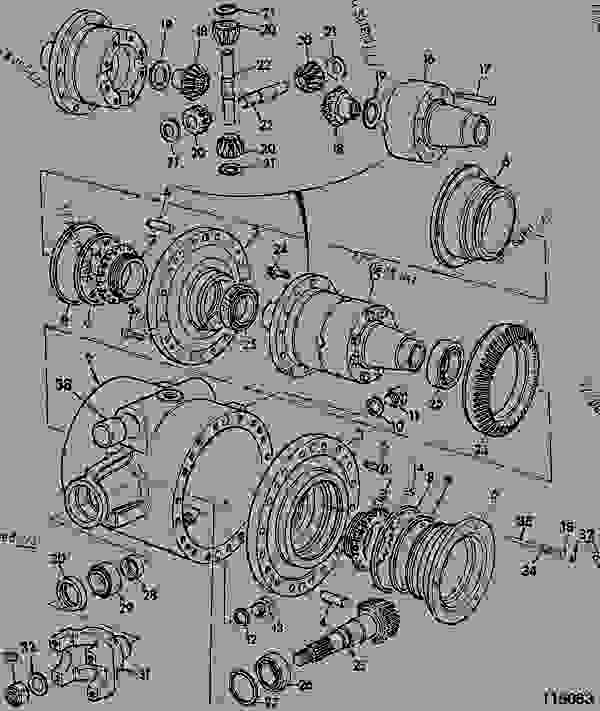 DIFFERENTIAL Y, PIN MOUNTED, (453/33300 AXLE ISSUE 6 ... on jcb tractor, cummins engine diagram, jcb transmission diagram, jcb backhoe wiring schematics, hyster forklift diagram, jcb battery diagram, jcb parts diagram, jcb skid steer diagrams, jcb 525 50 wirng diagram,