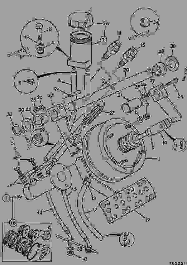 163321 brake pedal, & master cylinder construction jcb 506c hl jcb 508c wiring diagram at panicattacktreatment.co