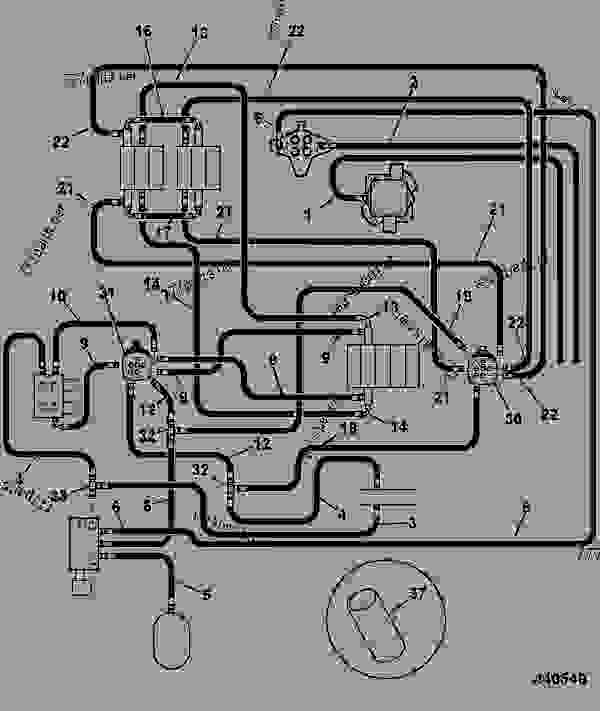 bobcat 853 wiring diagram pdf 853 bobcat electrical system