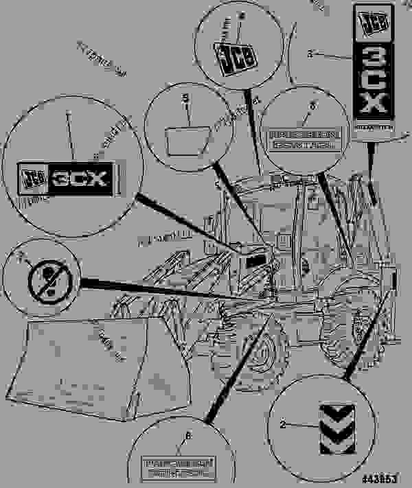 Jcb Fuse Box Location - Auto Electrical Wiring Diagram Jcb Backhoe Starter Wiring Diagram on