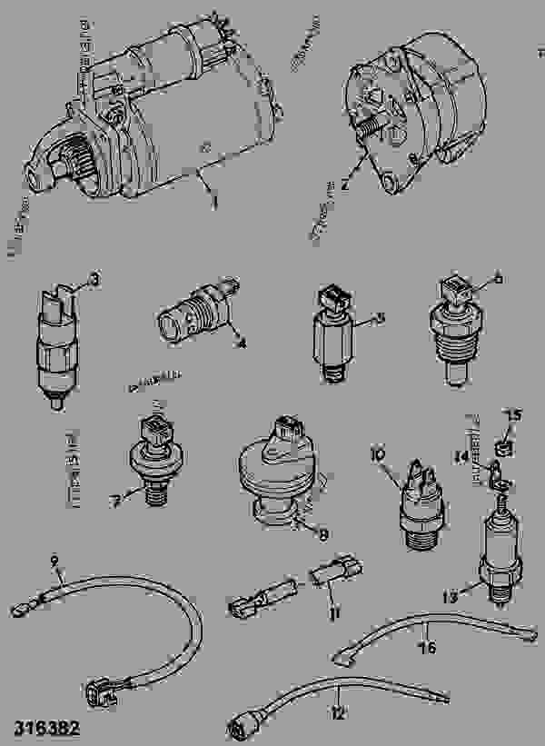 electrical equipment  ak builds