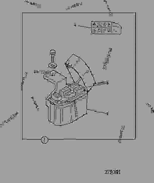 jcb 526 fuse box diagram