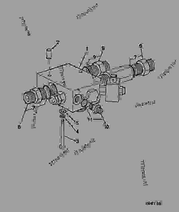wiring diagram for hydraulic hammer