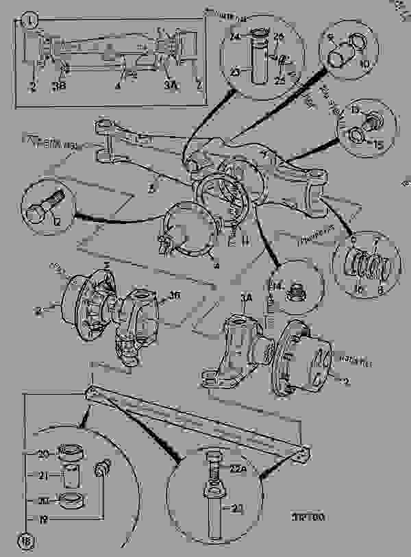 Parts scheme AXLE ASSEMBLY, STEERING, 13.6:1 RATIO 461/22180 - ITL JCB PD80 - INTERNATIONAL TRANSMISSIONS LTD, 9802/1010 S55, SD55 AXLE, PIVOT MOUNT AXLE, STEER SD55 AXLE ASSEMBLY, STEERING, 13.6:1 RATIO 461/22180 | 777parts