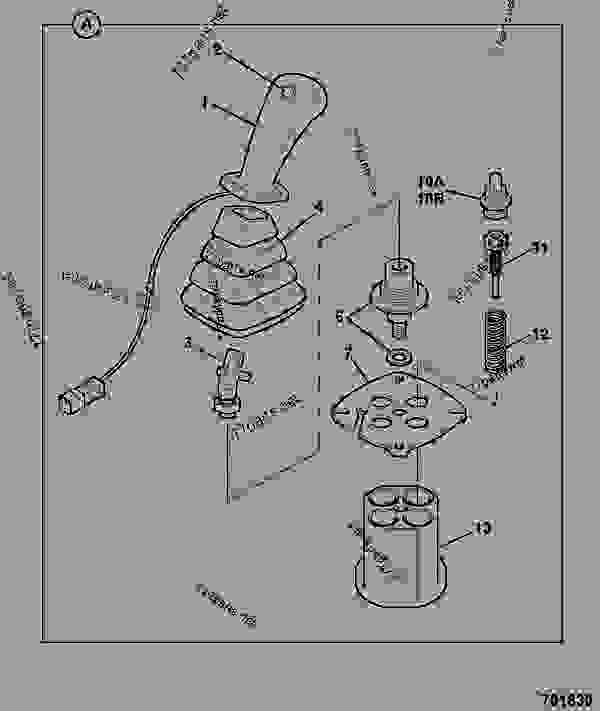 Parts scheme VALVE, CONTROL, LEFT HAND - CONSTRUCTION JCB 3CXSM 4TPC - REGULAR BACKHOE LOADER SIDESHIFT (SERVO), 9802/9830, M0938430- HYDRAULICS & AIR INCLUDING, STEERING VALVES & HYDRAULIC FILTERS VALVE, CONTROL, LEFT HAND | 777parts