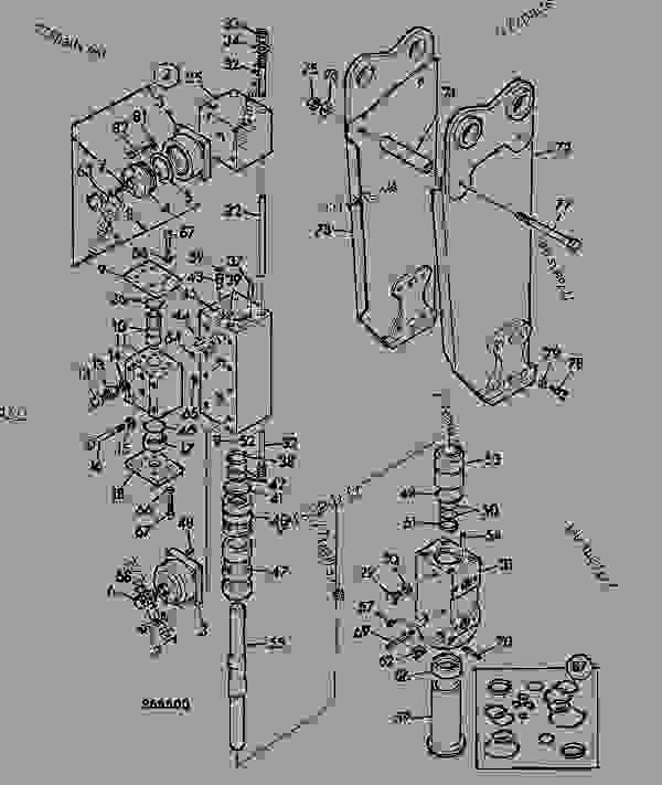 Parts scheme BREAKER, HAMMERMASTER 70 - AGRICULTURAL JCB HM25 - HAMMERS, SWEEPERS, EARTH DRILLS, 9802/0060 ATTACHMENTS, L JCB HAMMERMASTER BREAKER RANGE BREAKER, HAMMERMASTER 70 | 777parts