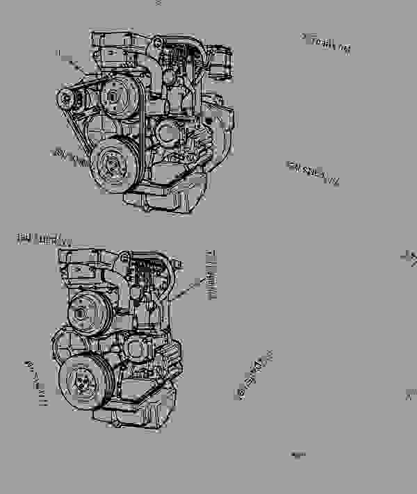 Parts scheme ENGINE, COMPLETE, TW & TU BUILDS - CONSTRUCTION JCB .814 - CRAWLER EXCAVATOR, 9802/5300, 201500/78600- ENGINE 6.354.4/T6.354.4 ENGINE,BLOCK & SUB-ASSEMBLIES ENGINE, COMPLETE, TW & TU BUILDS | 777parts