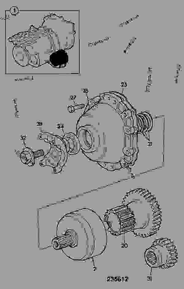 Parts scheme TRANSMISSION, ASSEMBLY, POWERSHIFT. 460/81720 - CONSTRUCTION JCB .PS750 - TRANSMISSIONS, 9802/1020 PS740 TRANSMISSION PS740 4WD TRANSMISSION MK2 TRANSMISSION, ASSEMBLY, POWERSHIFT. 460/81720 | 777parts