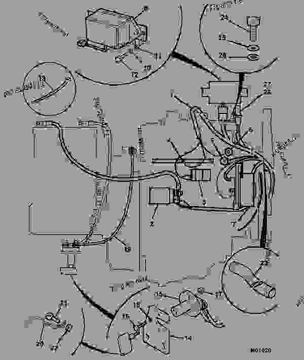 electrical layout - construction jcb 801 4